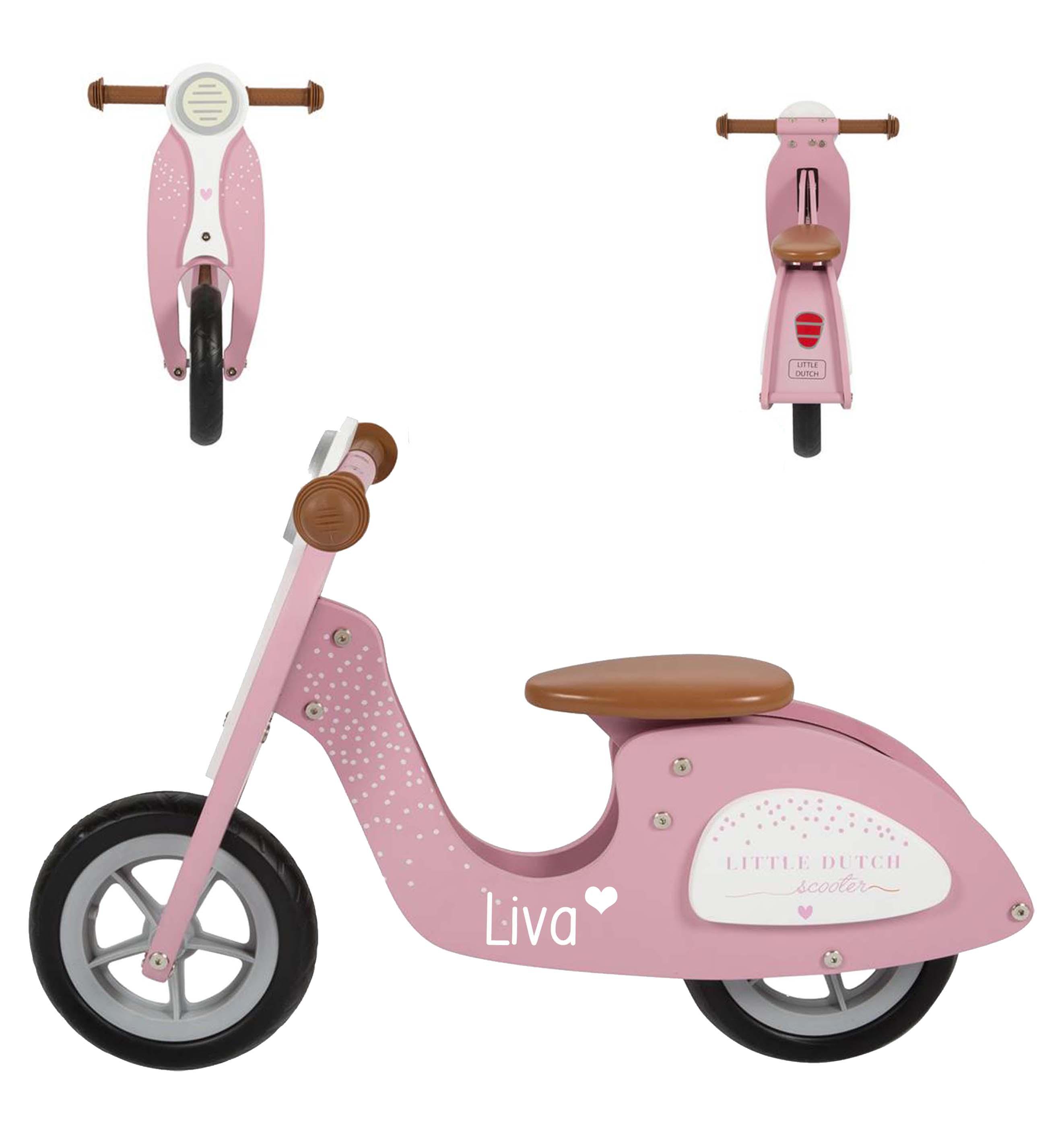 scooter Julia onder naam